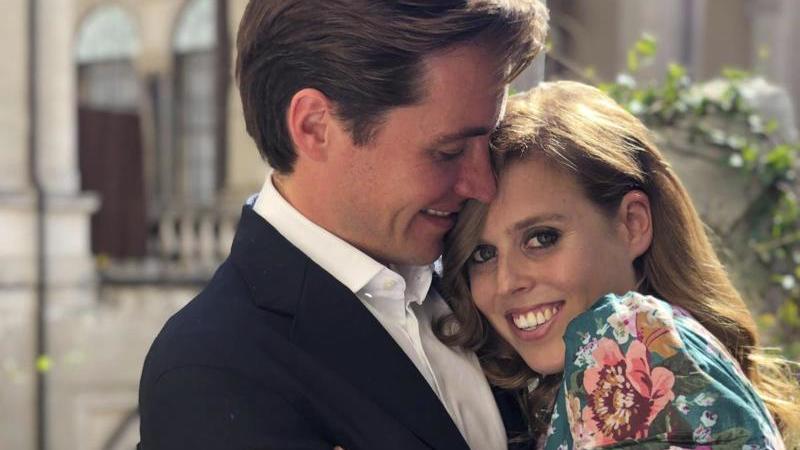 Für Prinzessin Beatrice und Edoardo Mapelli Mozzi stehen die Flitterwochen an.