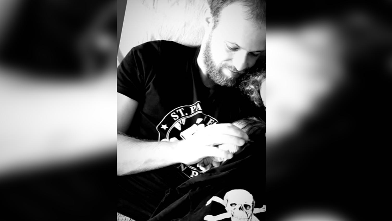 """""""Unter uns""""-Schauspieler Patrick Müller ist zum 2. Mal Vater geworden."""