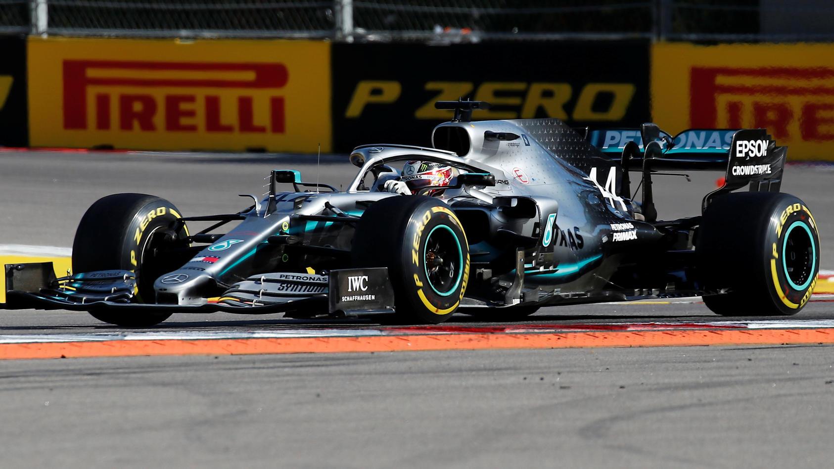 Formel 1 Rennen Russland GP in Sotschi live im TV oder online im Live-Ticker sehen