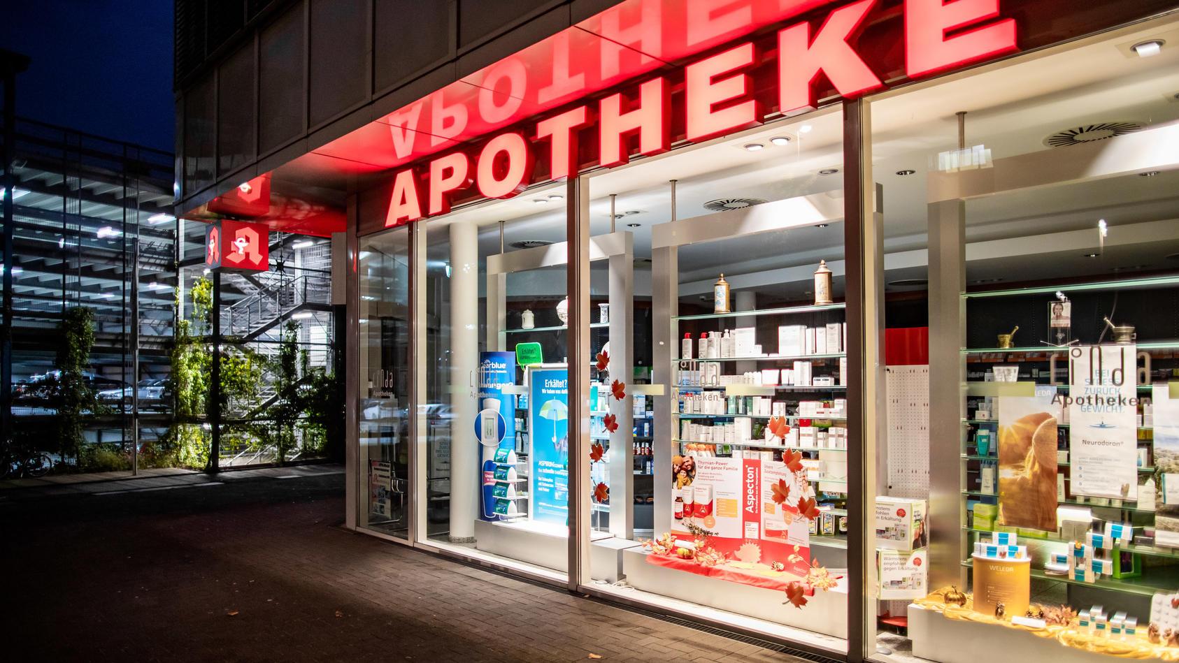 Heilig-Geist Apotheke in Köln
