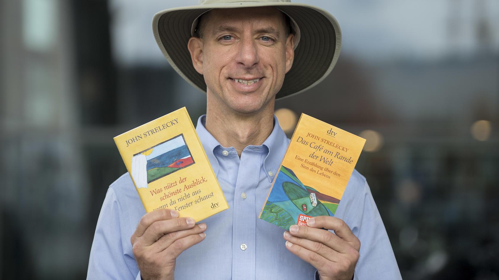 """Mit dem Buch """"Das Café am Rande der Welt"""" ist dem Amerikaner John Strelecky ein Hit gelungen."""