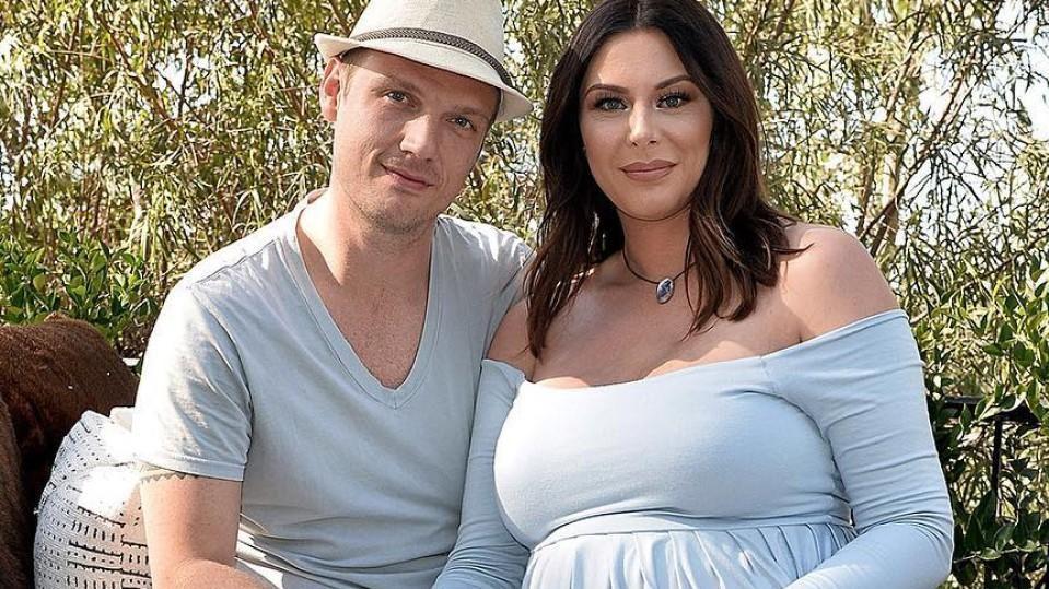 Nick Carter und seine Frau Laren sind erneut Eltern geworden