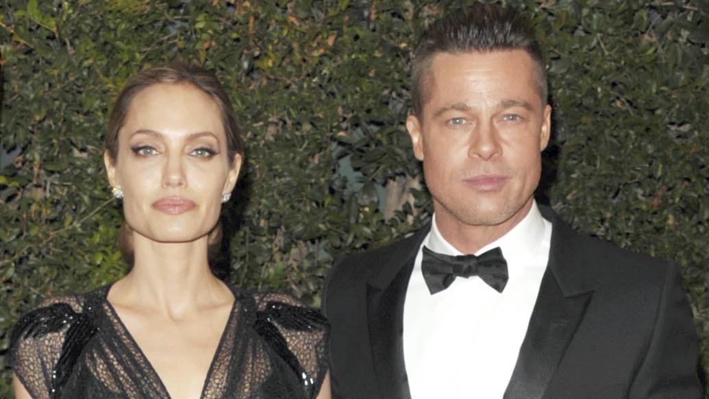 Angelina Jolie hat in einem Interview über die Trennung von Brad Pitt gesprochen.