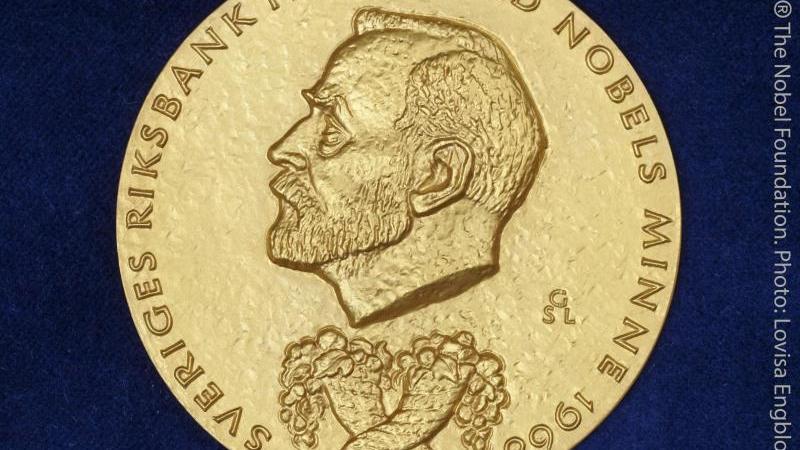 Der Wirtschaftsnobelpreis ist der einzige der Nobelpreise, der nicht auf das Testament von Dynamit-Erfinder AlfredNobel zurückgeht. Foto: Lovisa Engblom/The Nobel Foundation/dpa