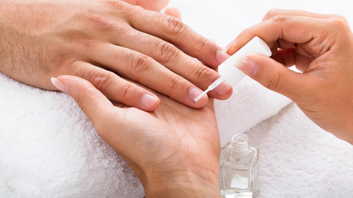 Behandeln schnell nagelpilz Was hilft