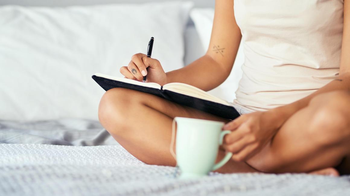 Tagebuch: Papier, Stift und ein bisschen Ruhe - und einfach loslegen!