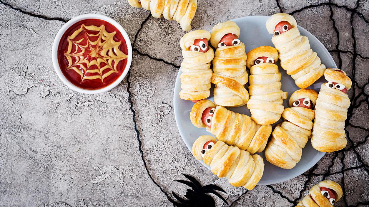 Halloween Rezepte Finger.Halloween Rezepte Ungeheuer Leckere Snacks Und Drinks