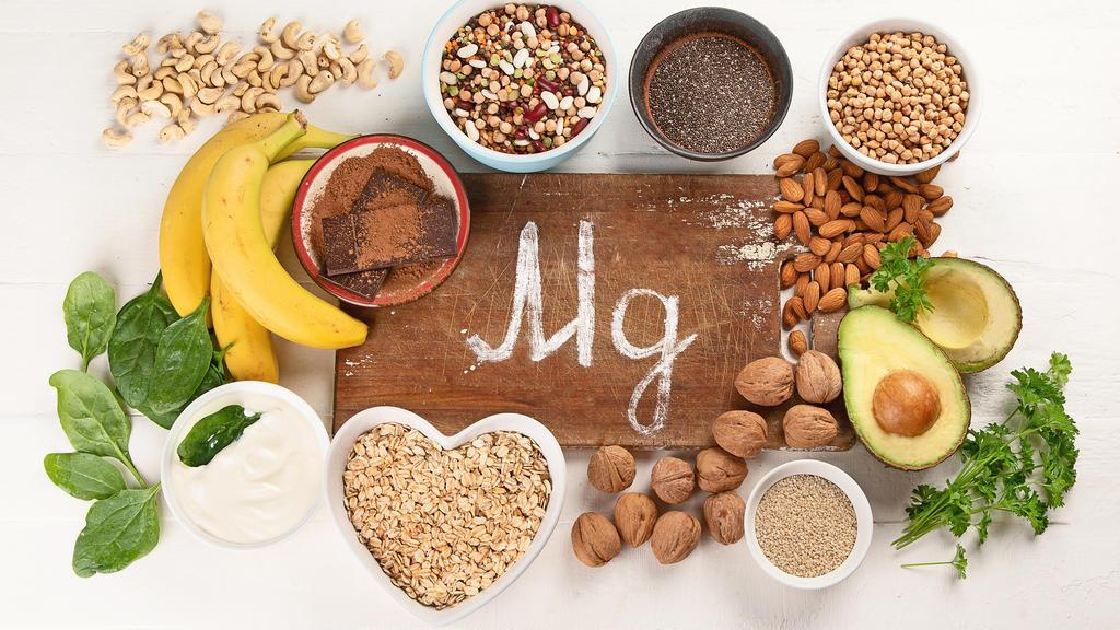 Gesundheitslexikon: Magnesium