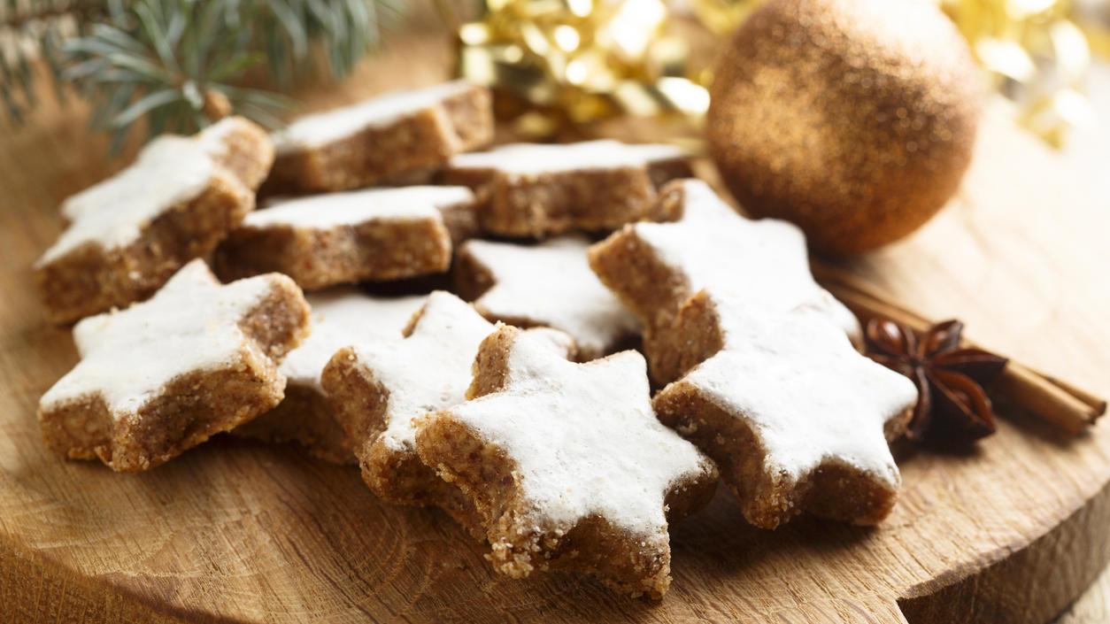 So klassisch und so lecker - Zimsterne sind in der Weihnachtszeit ein Muss!