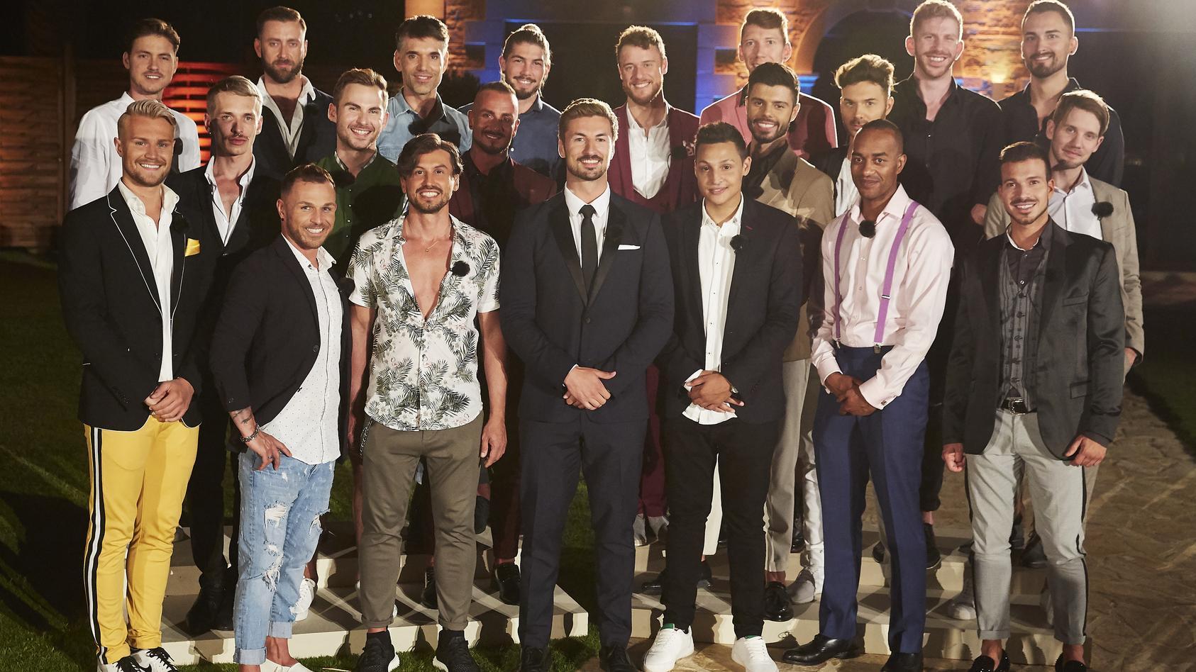 Prince Charming hat die Wahl: Welchen dieser Männer wählt er sich als seinen Traummann aus?