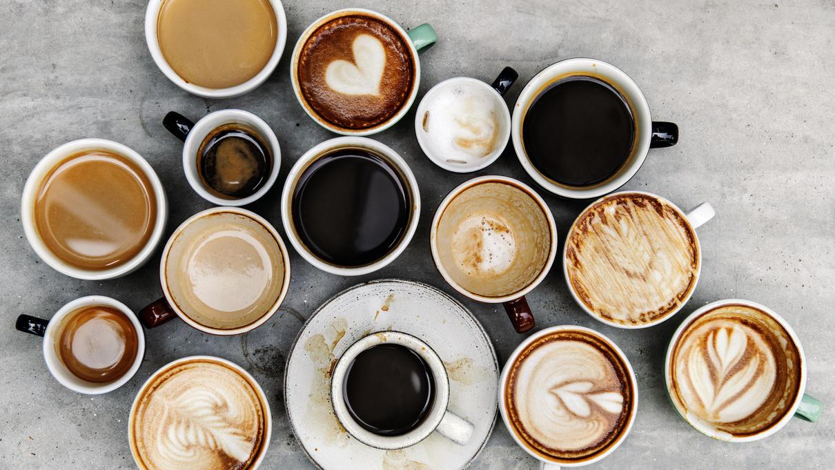 Cappuccino, Latte Macchiato, Americano - was ist eigentlich was?