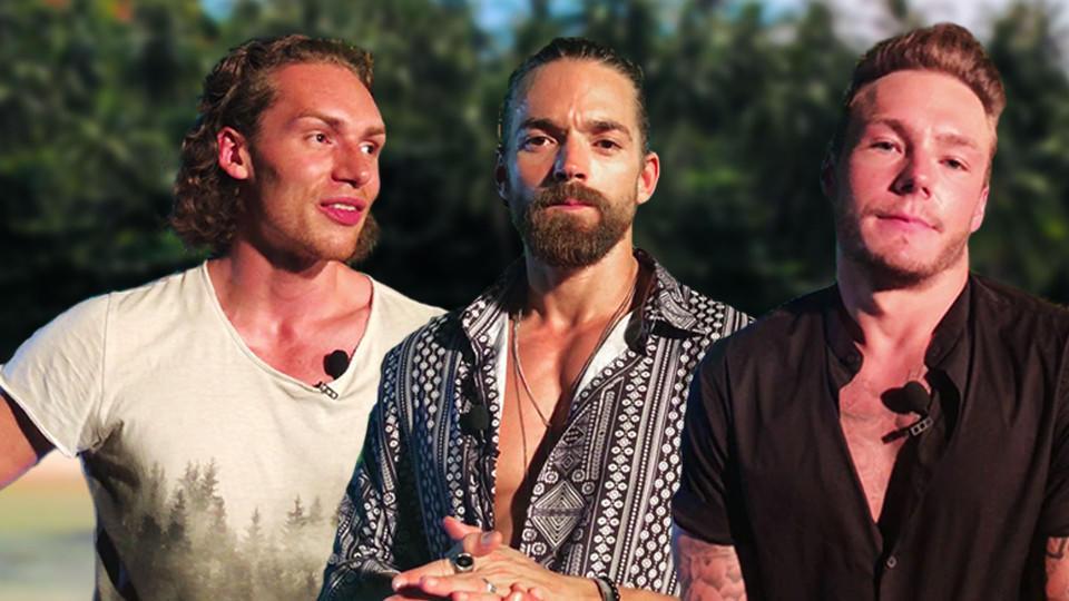 Eddy, Cornelis und Michael müssen das Paradies in der zweiten Woche verlassen.