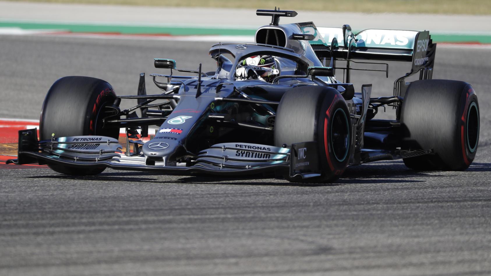 Formel 1 Rennen USA GP in Austin, Texas, live im TV oder online im Live-Ticker sehen