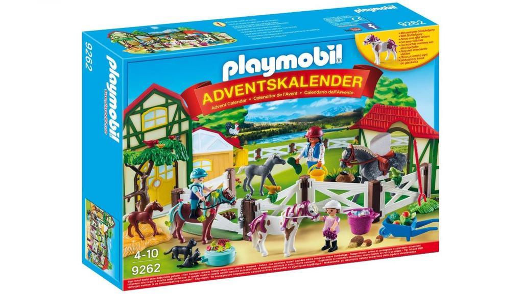 Playmobil-Adventskalender 2019