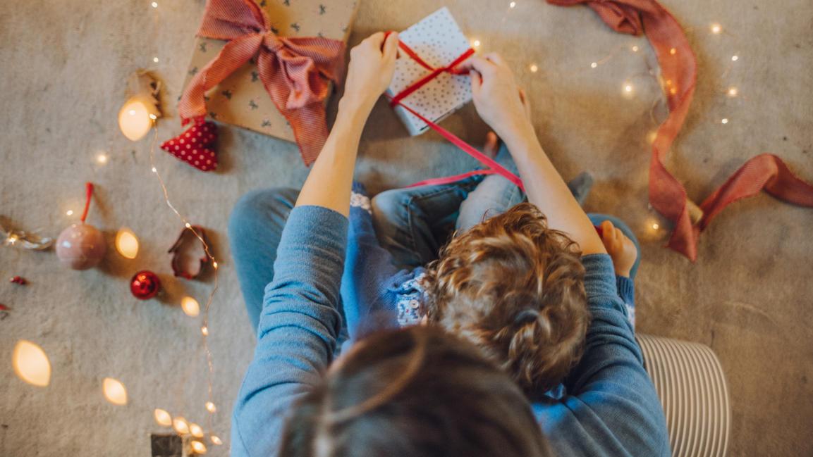 Ein Adventskalender verkürzt Groß und Klein die Zeit bis Weihnachten