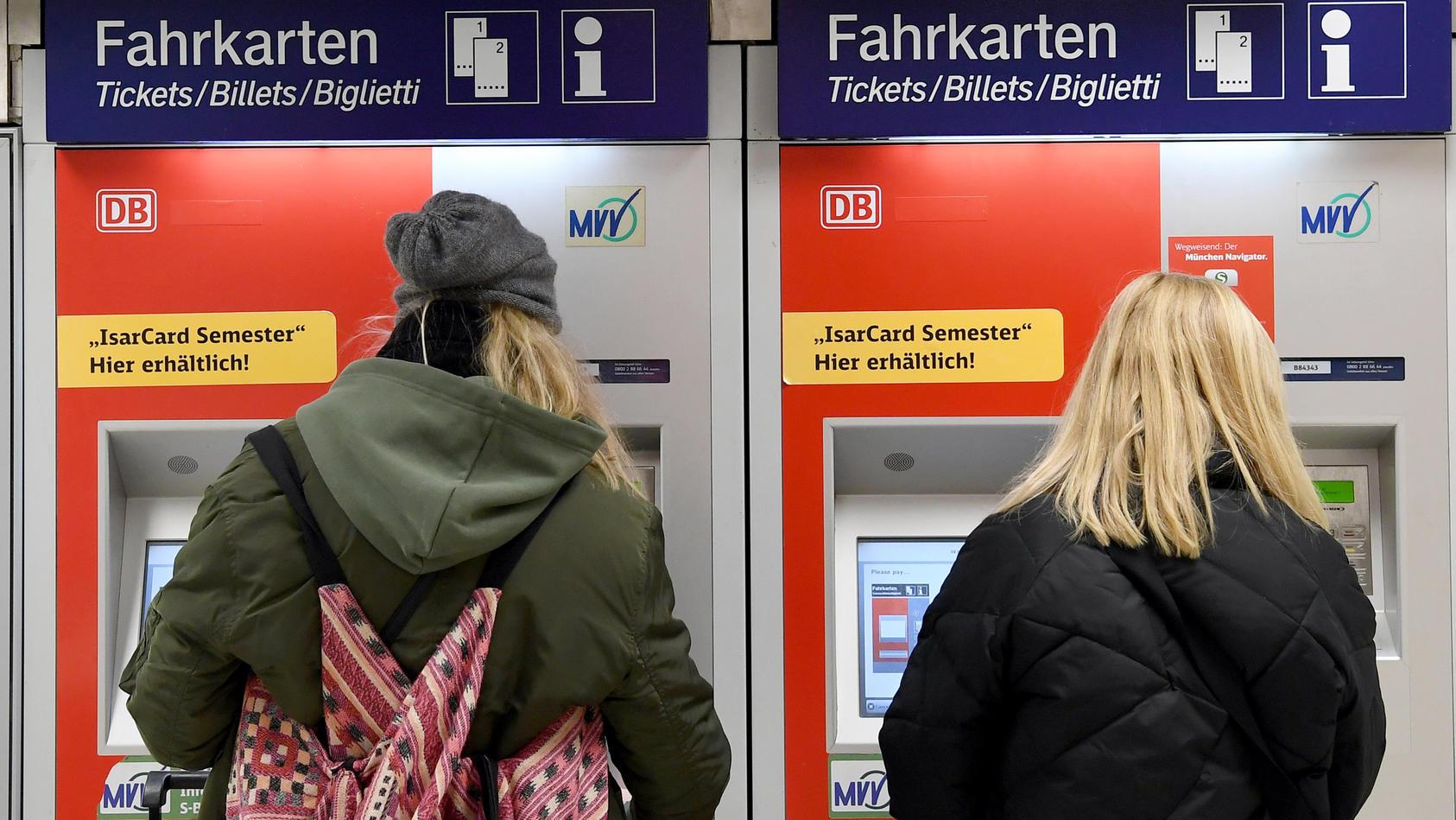 Endlich keine Preiserhöhung: Bahntickets werden 2020 günstiger.