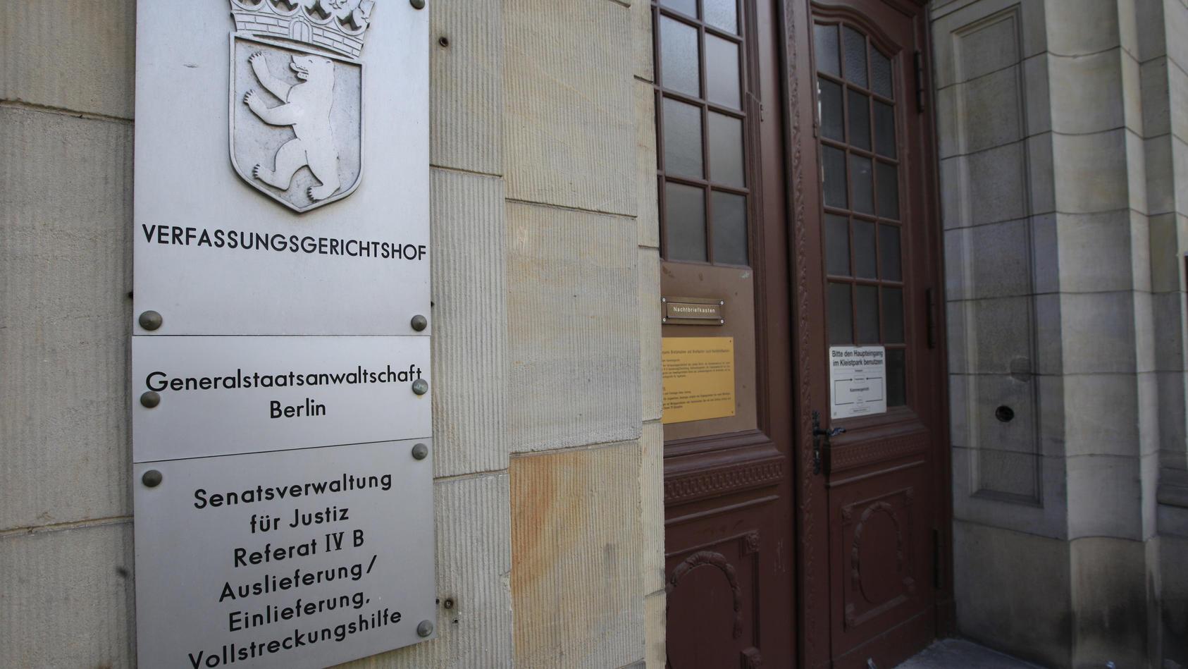 Generalstaatsanwaltschaft Berlin