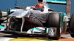Schumachers 2. Karriere bleibt wohl ungekrönt