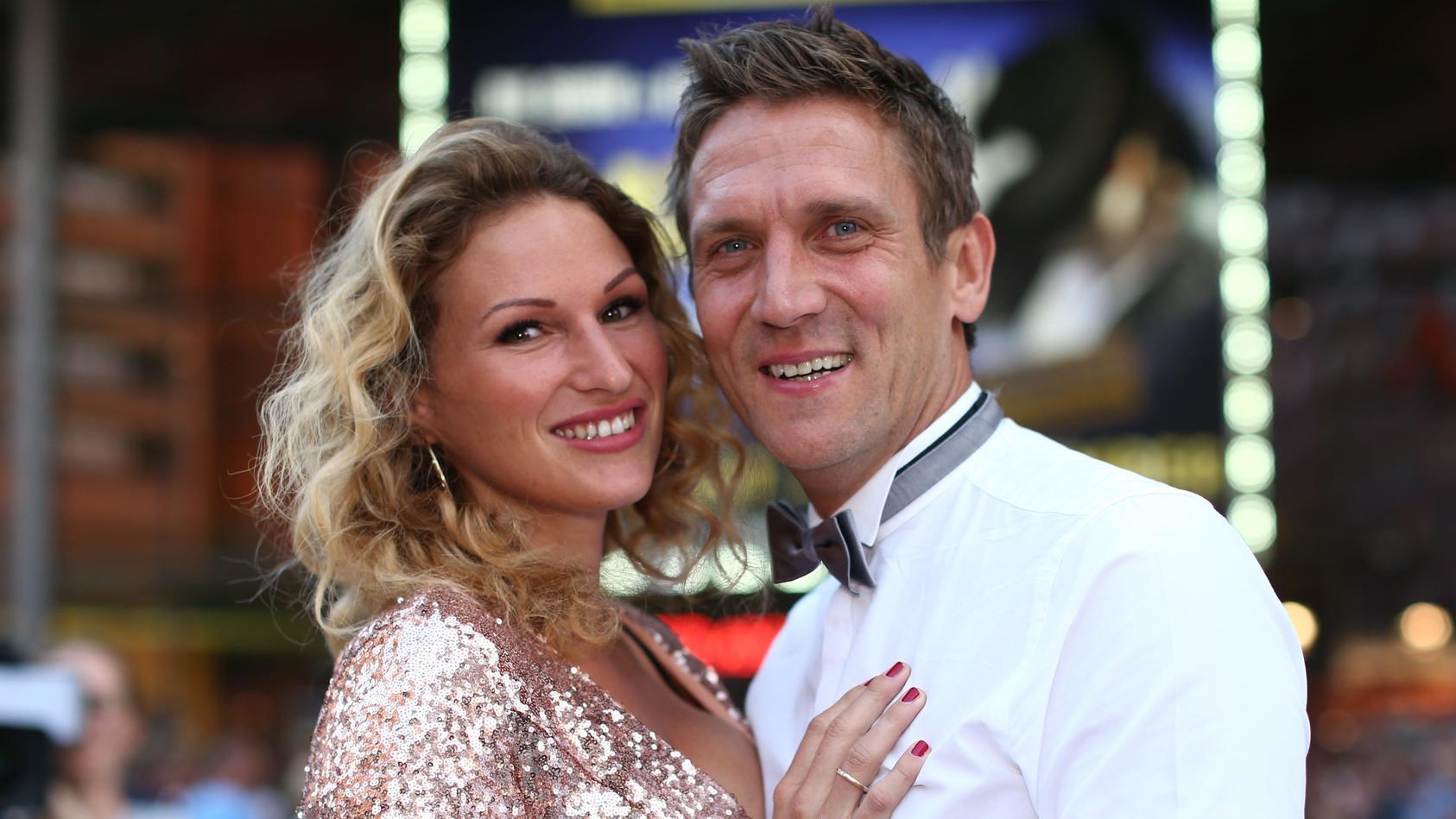 Janni Hönscheid und Peer Kusmagk haben ihr drittes Kind bekommen.