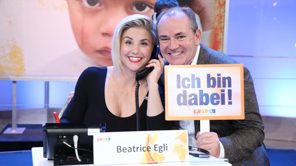 Beatrice Egli und Wolfram Kons