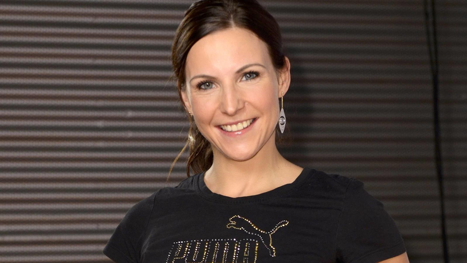 Sabrina Mockenhaupt hat ein Mädchen zur Welt gebracht