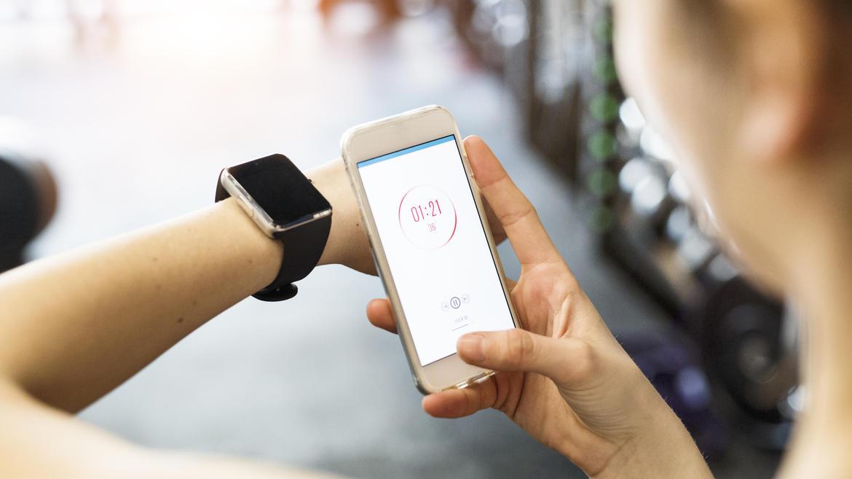 Smartwatch und Apple Watch: Die smarten Uhren sind längst in der Gesellschaft angekommen.