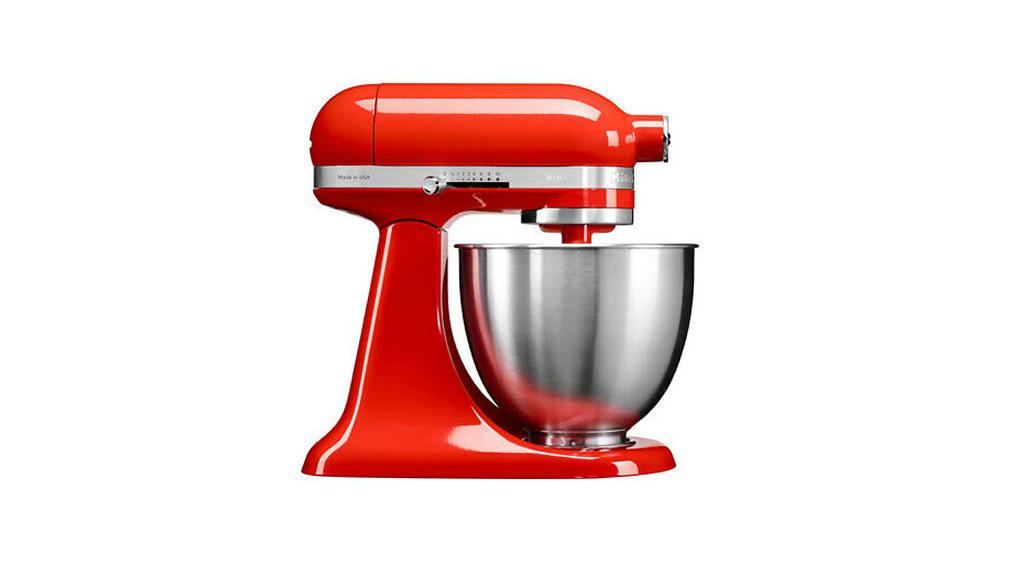 Bei Ebay erhalten Sie zum Black Friday die KitchenAid Artisan Mini Küchenmaschine für 199 Euro.