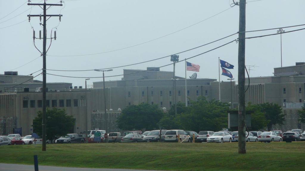Das Buckingham Correctional Center im US-Bundesstaat Virginia - in diesem Gefängnis saß Jens Söring.