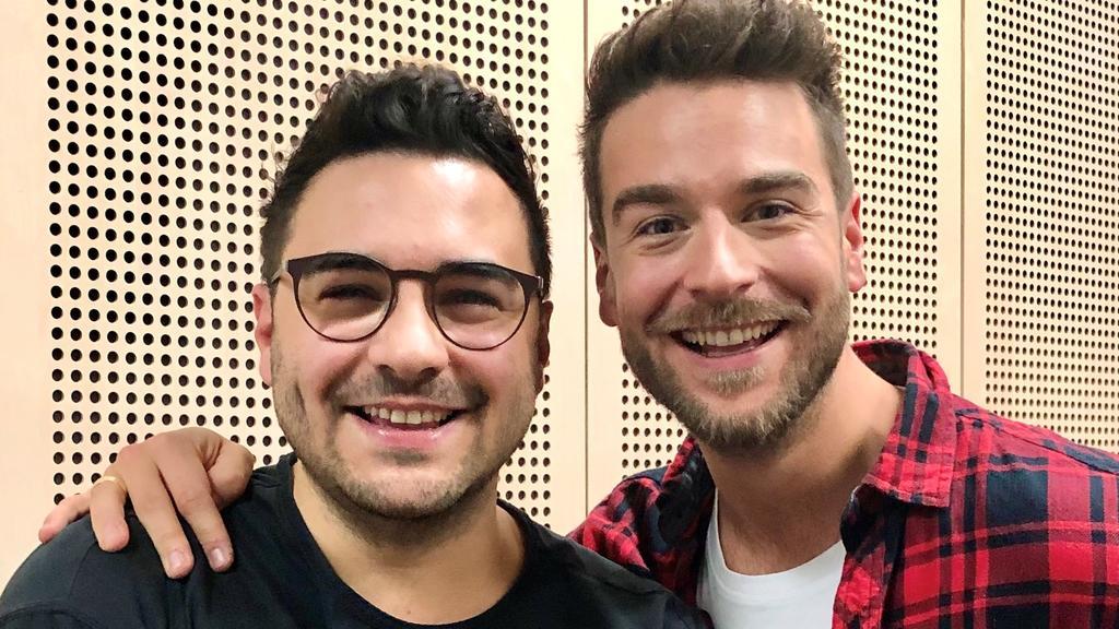 Lars Steinhöfel und Eric Schroth