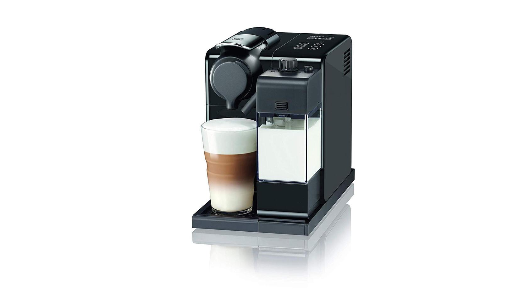 DeLonghi Nespresso Lattissima Touch im Cyber-Monday-Angebot bei Amazon.