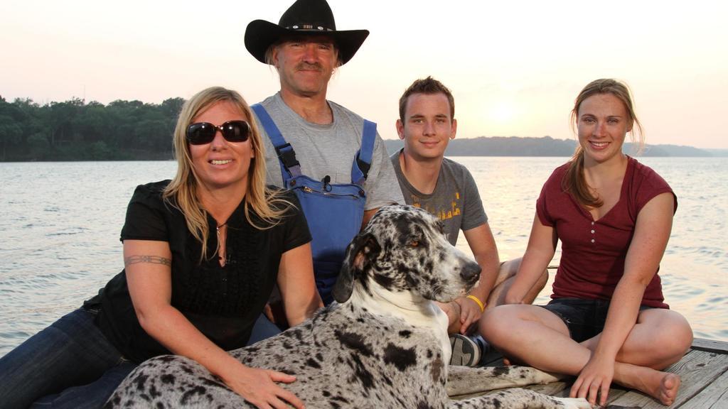 Auch in diesem Sommer wird es nicht langweilig bei den Reimanns (v.li.) Manuela, Konny und ihren Kindern Jason und Janina, denn Deutschlands beliebteste Auswandererfamilie geht auf einen abenteuerlichen Road Trip quer durch die USA.