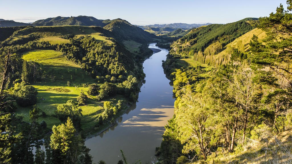 Whanganui River, North Island, New Zealand [ Rechtehinweis: picture alliance/Westend61 ]