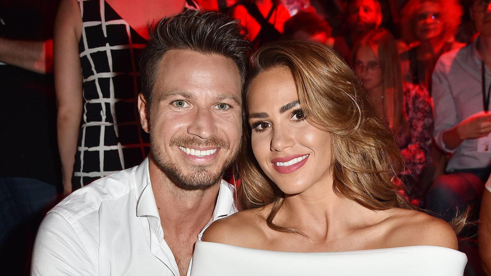 Haben Sebastian Pannek und Angelina Heger heimlich geheiratet?