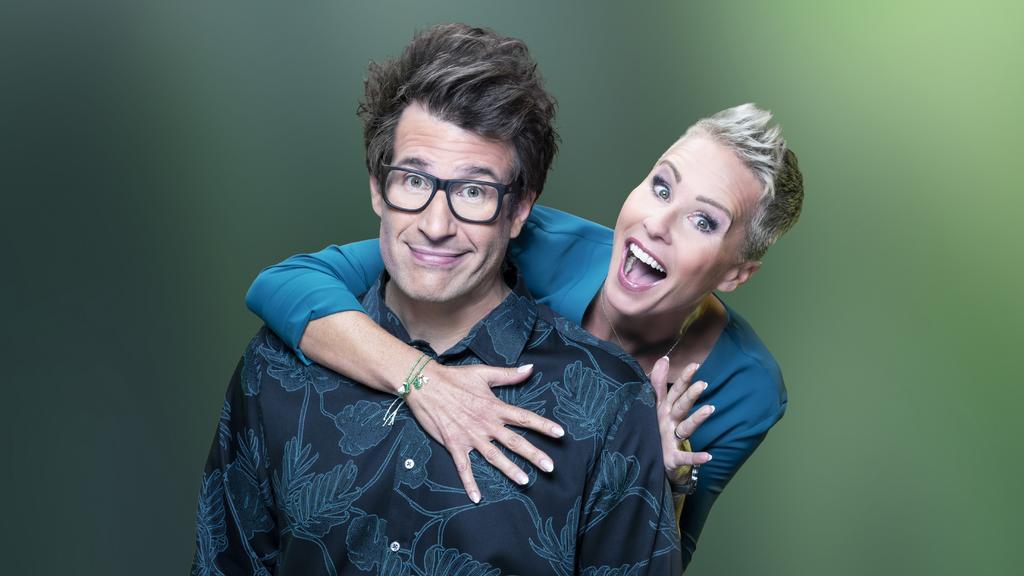 """Sonja Zietlow und Daniel Hartwich moderieren die 14. Staffel von """"Ich bin ein Star - Holt mich hier raus!"""""""