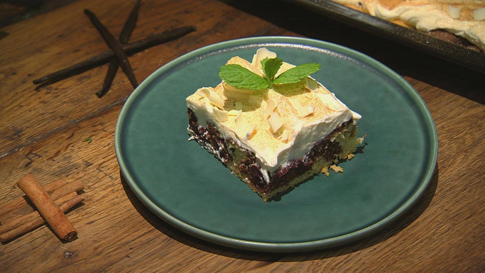 Süße Würze – Herzhafte Gerichte mit Vanille, Schoko und Zimt!: Zimt-Donauwellen