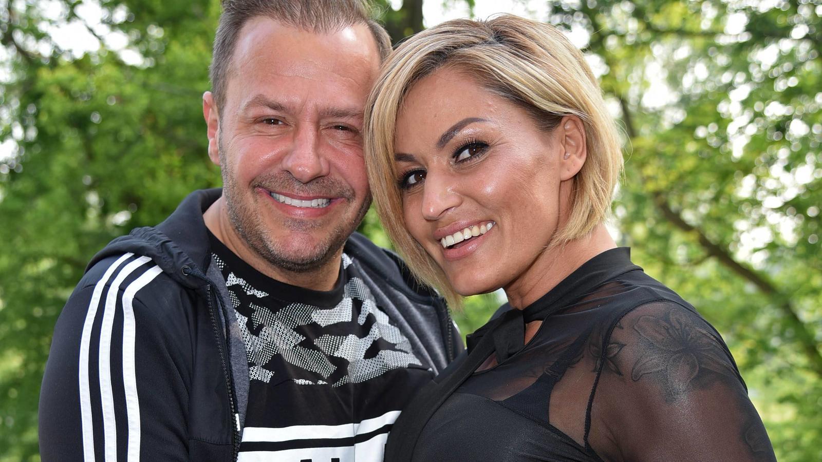 Archivbild aus dem Jahr 2019: Hier waren Willi Herren und seine Jasmin noch ein glückliches Paar.