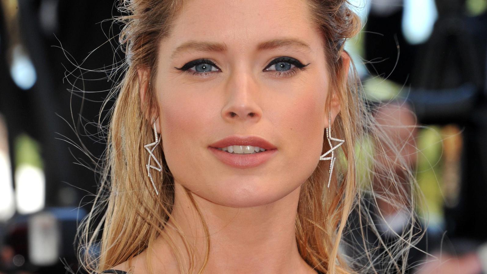 68th Cannes Film Festival 2015 Red carpet film Youth Pictured Doutzen Kroes PUBLICATIONxINxGERxSUIx