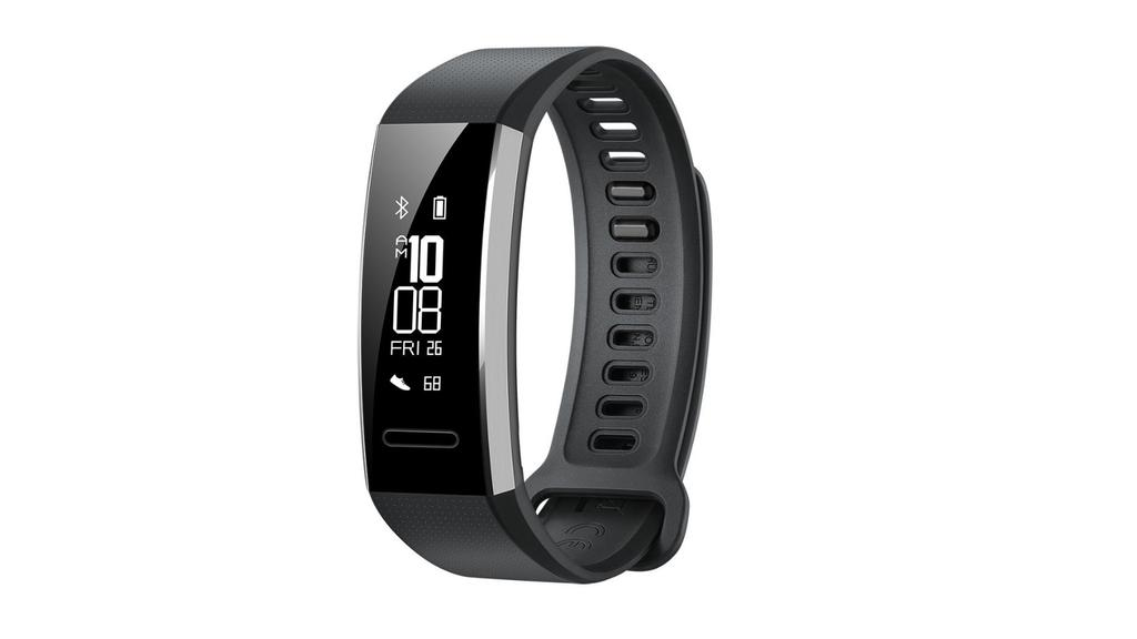 Fitnesstracker bei Amazon: Huawei Band 2 Pro.