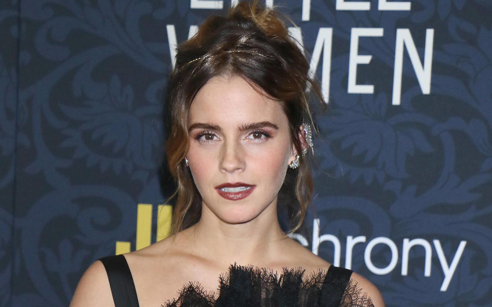 Emma Watson ist Single aus Leidenschaft