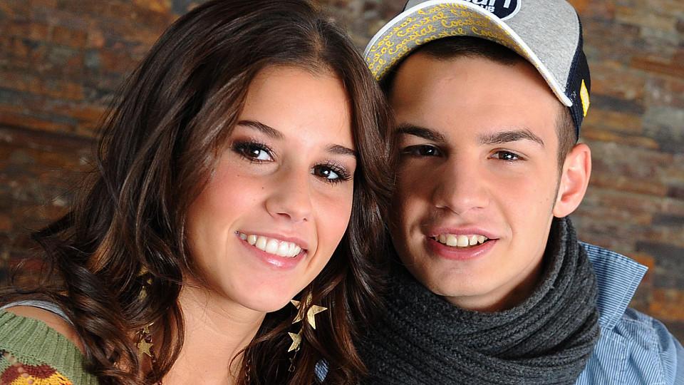 Sie lernten sich bei der DSDS-Show 2011 kennen und lieben: Sarah Engels und Pietro Lombardi.