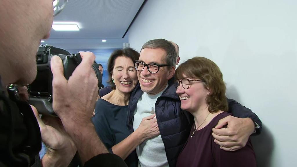 Jens Söring: nach Haft in Deutschland