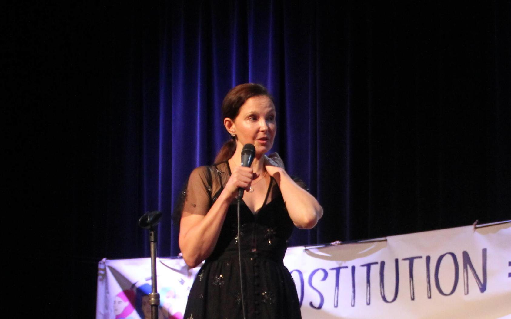 Ashley Judd ist entrüstet über Harvey Weinsteins Kommentare