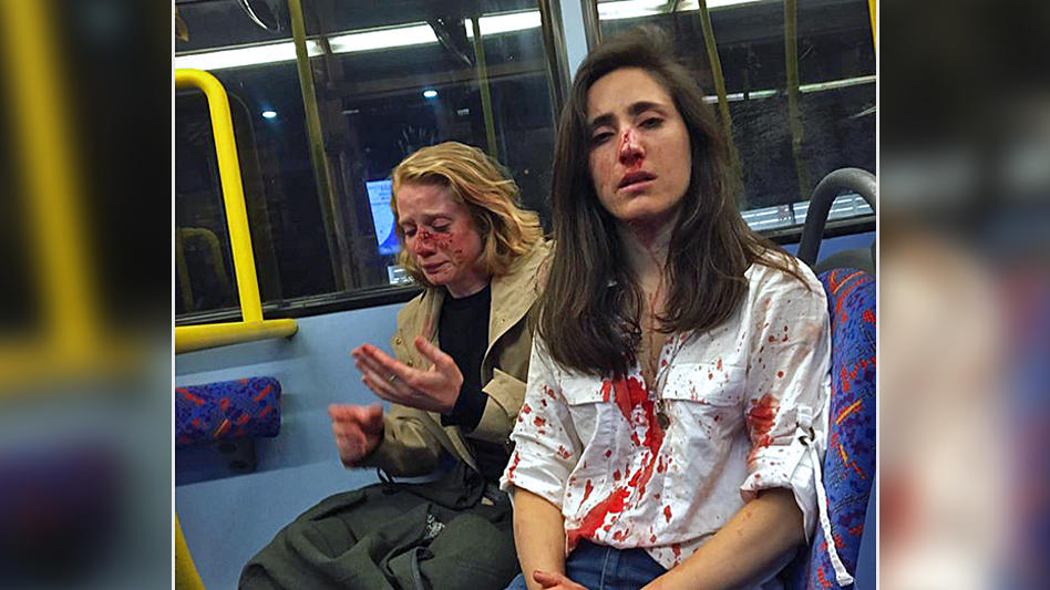 Urteil nach Prügelattacke in Londoner Bus gegen lesbisches Paar