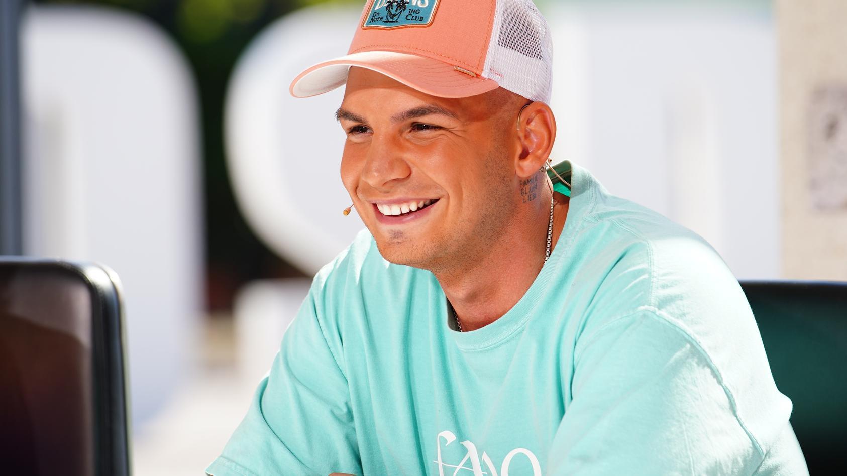 Pietro Lombardi bewarb sich mit 18 Jahren bei DSDS und gewann die achte Staffel im Jahr 2011.