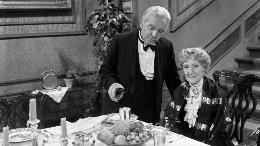 """In Deutschland ist """"Dinner for One"""" am letzten Abend des Jahres ein echter Klassiker."""