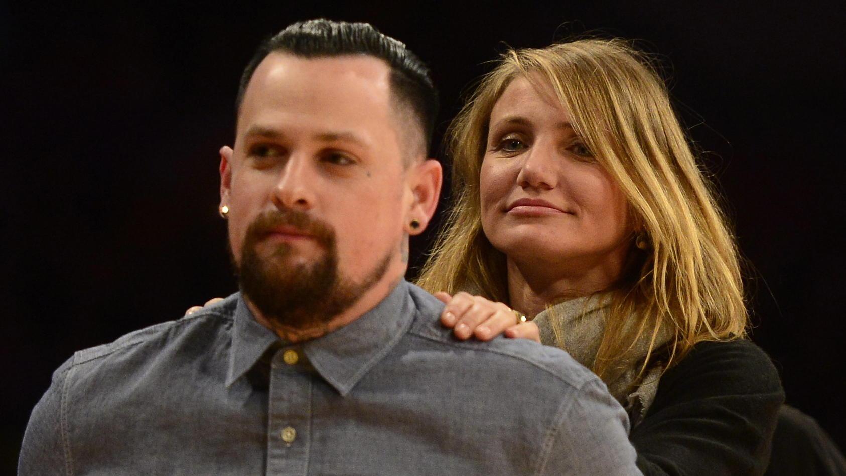 Stolze Eltern: Cameron Diaz und Benji Madden haben eine kleine Tochter bekommen.