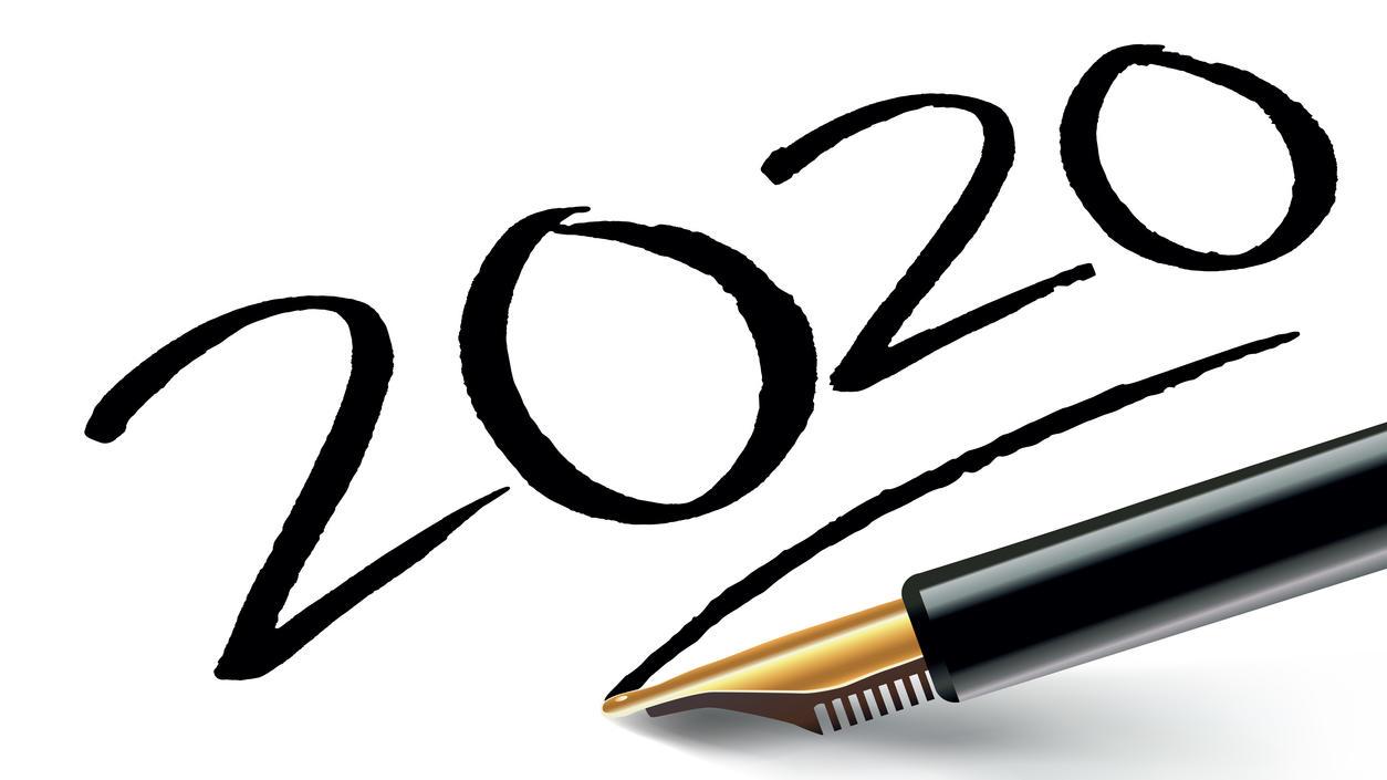 Die Jahreszahl 2020 sollte in offiziellen Dokumenten nie abgekürzt werden - sicher ist sicher.