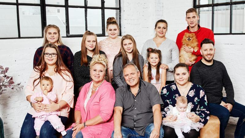 """TV-Ausblick - """"Die Wollnys - Eine schrecklich große Familie!"""""""