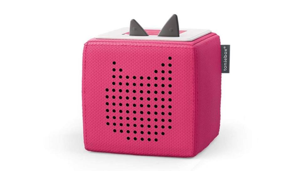 Toniebox in pink