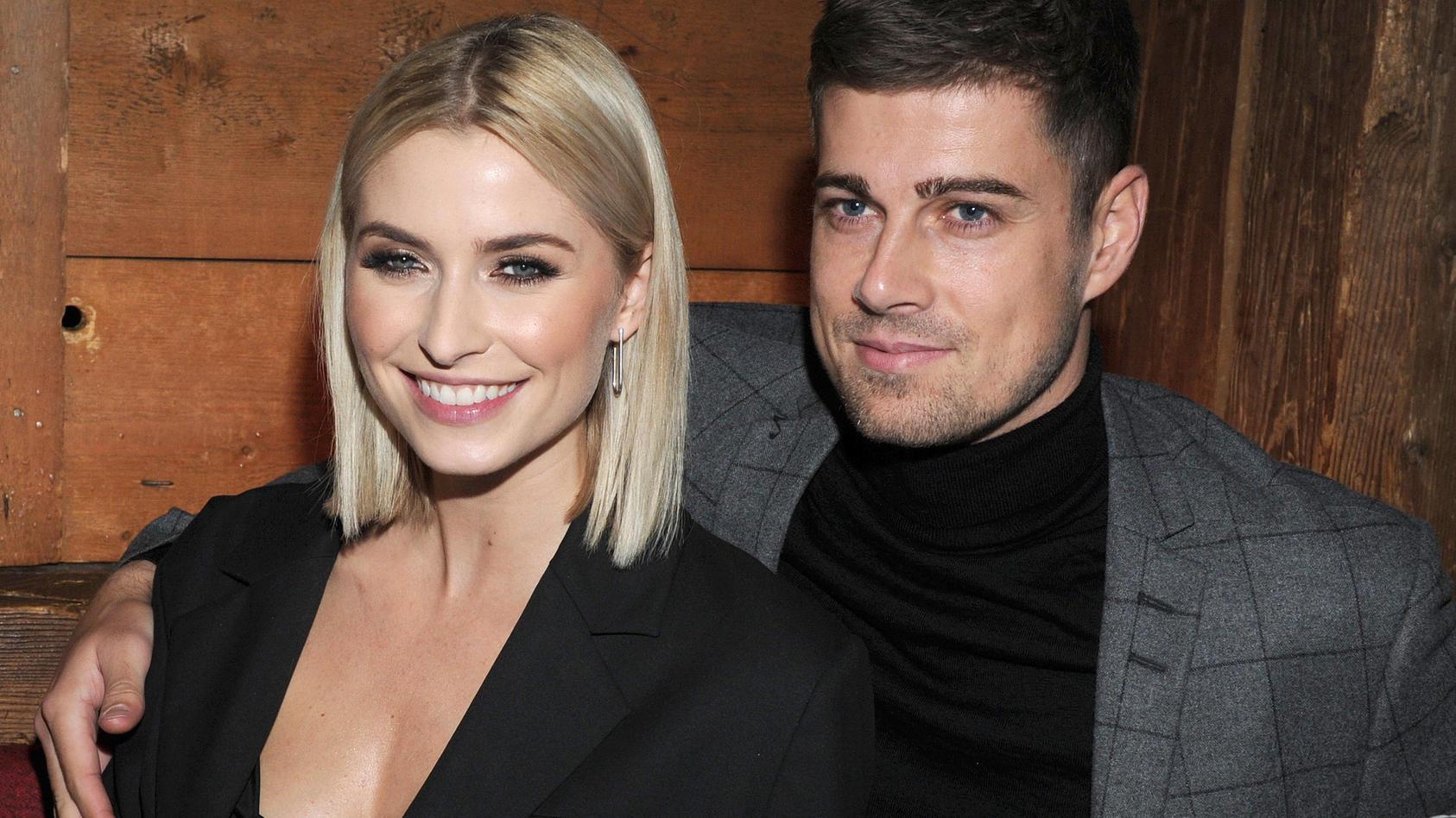 Model Lena Gercke und ihr Liebster, Regisseur Dustin Schöne, erwarten ihr erstes gemeinsames Kind.